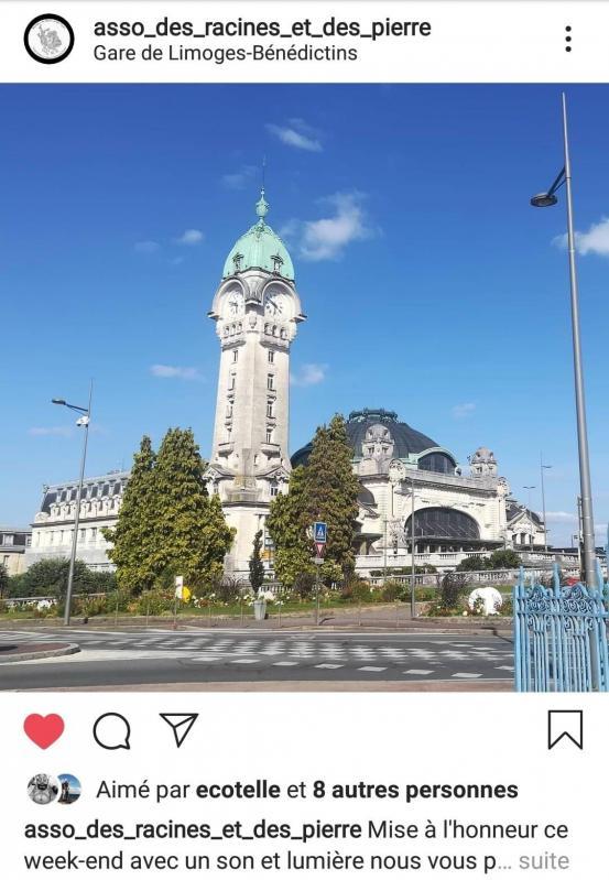 Publication Instagram